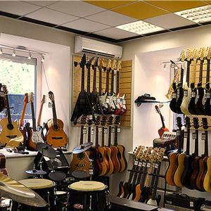 Музыкальные магазины Изумруда