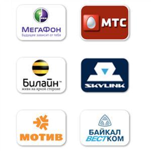 Операторы сотовой связи Изумруда