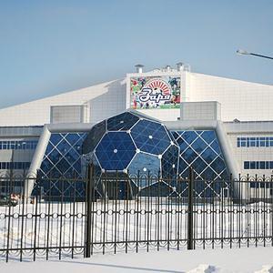 Спортивные комплексы Изумруда