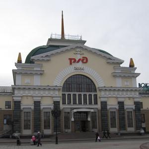 Железнодорожные вокзалы Изумруда